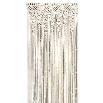 Curtain Boho Door Window Hanging Curtain Woven Tapestry Wall Decor Home Ornament