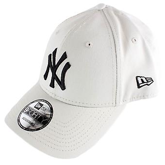 Ny æra 9FORTY League Essential New York Yankees Cap - Stone Cream / Sort