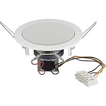 Visaton DL 10 (RAL 9005) - 8 Ohm In-ceiling speaker 1 pc(s)