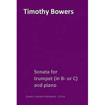 Bowers: Sonata for trumpet and piano