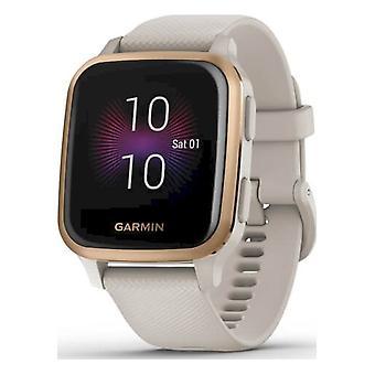 Garmin Smartwatch Unisex Venu Sq – Music Beige Rosegold 010-02426-11