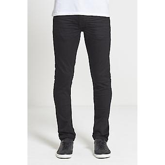 Dml jeans chaos skinny stretch jeans - true black