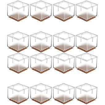 16 Kissen für Tische und Stühle, Schutzkissen, Bodenkissen, Sofakissen, Hockerkissen, Stuhlkissen, Tischbeine, 30-35 Mm