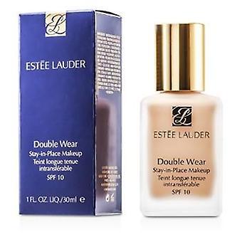 Estee Lauder dubbele slijtage blijf op zijn plaats make-up SPF 10-No. 02 bleke amandel (2c2)-30ml/1oz