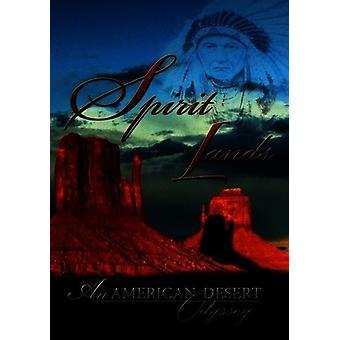 Spirit Lands: American Desert Odyssey [DVD] USA import