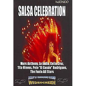Salsa Celebration - A Salsa Celebration [DVD] USA import