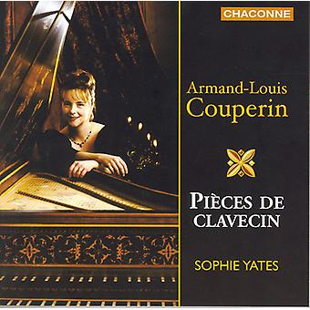 F. Couperin - Armand-Louis Couperin: Pi Ces De Clavecin [CD] USA import