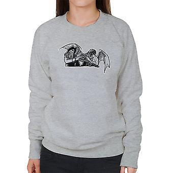 Shiver Me Tentacles Davey Jones Cthulhu Women's Sweatshirt