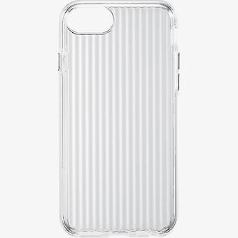5 Pack -Verizon Textured Shock-resistant Case for iPhone 7/6/6s - Clear