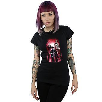 Bovennatuurlijke vrouwen groep Crowley T-Shirt