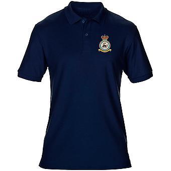 Taktischer medizinischen Flügel - offizielle RAF-Königliche Luftwaffe - Herren Polo-Shirt