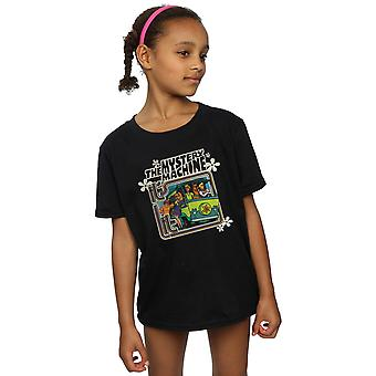 Scooby Doo Girls Mystery Machine T-Shirt