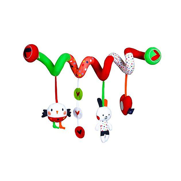Red Kite Cotton Tail & Friends Spiraloo 2in1 Activity Toy 3mths+