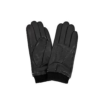 Eastern Counties Leather Mens Rib Cuff Gloves