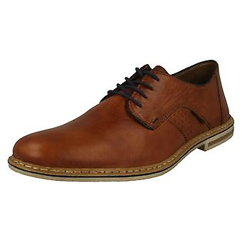 Mens Rieker formelle Lace Up chaussures 14525