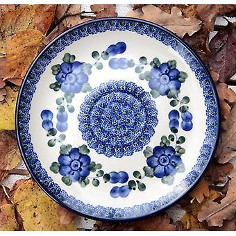 Piatto dessert / torta piastra ø 20 cm, tradizione 9 polska ceramiche - BSN 1521
