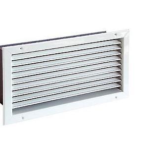 Griglia di ventilazione regolabile CasaFan LG-O acciaio