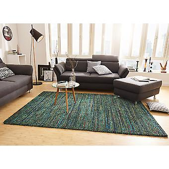 Design rug-shaggy chic mix Green