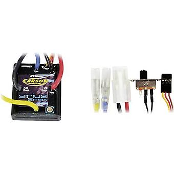 Carson Modellsport Sirius Max 2 Model car brushed speed control Load (max.): 85 A