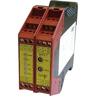 SAFE TR Riese Operating voltage: 24 V DC, 24 V AC 2 makers, 1 breaker 1 pc(s)