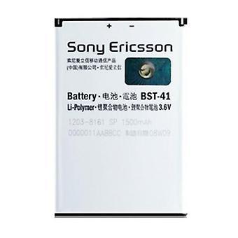 Batteri till Sony Ericsson BST-41 typ ersättningsbatteri