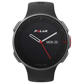 Polar Vantage V schwarz GPS Multisport Premium Training HR 90069668 Armbanduhr