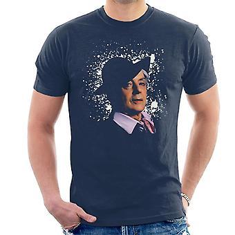 TV Zeiten Quentin Crisp 1977 Herren T-Shirt