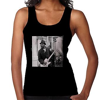 TV Times Muddy Waters Blues And Gospel Train 1964 Women's Vest