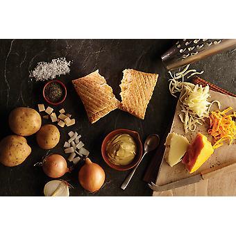 Proper Cornish Frozen Cheese and Onion Slices