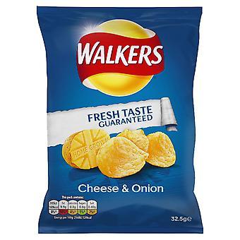 Patatine Walkers formaggio & cipolla