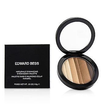 Natural Enhancing Eyeshadow Palette - # Sunlit Sands - 10g/0.35oz
