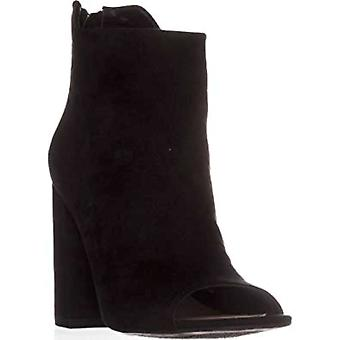 Bar III Womens Adalyn Open Toe Ankle Fashion Boots