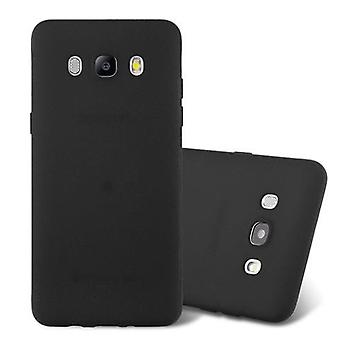 Obudowa Cadorabo do obudowy Samsung Galaxy J5 2016 - Obudowa na telefon komórkowy wykonana z elastycznego silikonu TPU - Silikonowa obudowa ochronna Ultra Slim Soft Back Cover Case Bumper