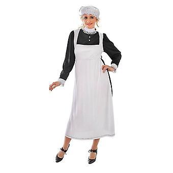 Viktorianische Maid.
