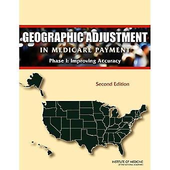 Geografiska justering i Medicare betalning