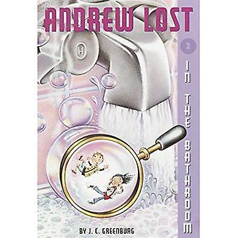 Im Badezimmer (Andrew verloren)