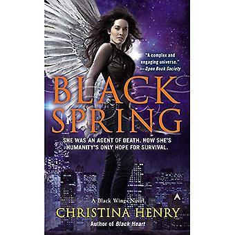 Svart våren: En svart vingar roman