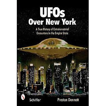Ovnis sur New York: Une véritable histoire d'extraterrestre rencontre dans l'état de l'Empire