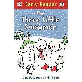 Early Reader: Three Little Snowmen (Early Reader)