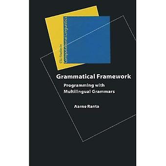 Grammatiska ram