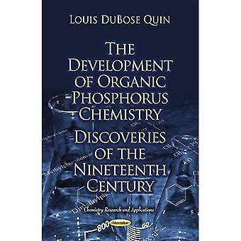 The Development of Organic Phosphorus Chemistry (Chemistry Research and Applications)