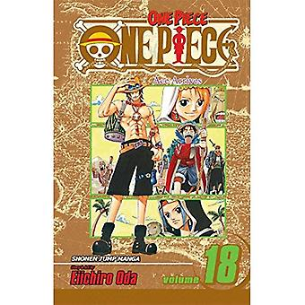One Piece Band 18: v. 18