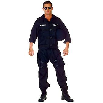 Police Swat Adult Costume