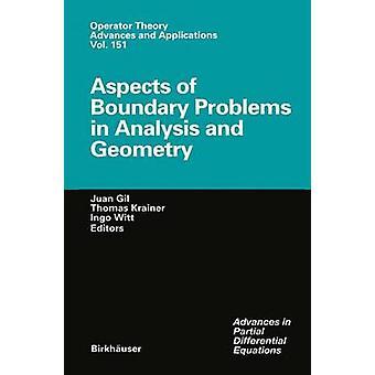 Näkö kohtia raja-ongelmat analyysi ja geometria Gil & Juan
