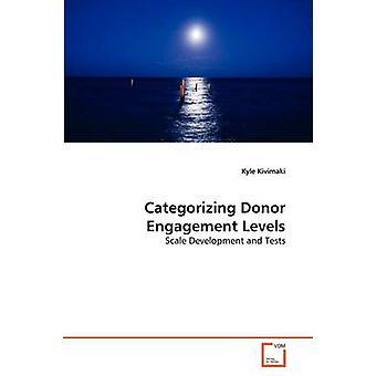 Categorizing Donor Engagement Levels by Kivimaki & Kyle