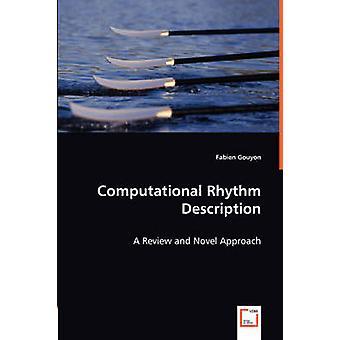 Ritmo computacional Descripción revisión y nuevo enfoque de Gouyon y Fabien