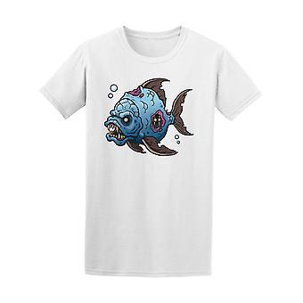 الأسماك غيبوبة المحملة للرجال-الصورة عن طريق Shutterstock