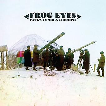 Frog Eyes - Paul's Tomb: A Triumph [CD] USA import