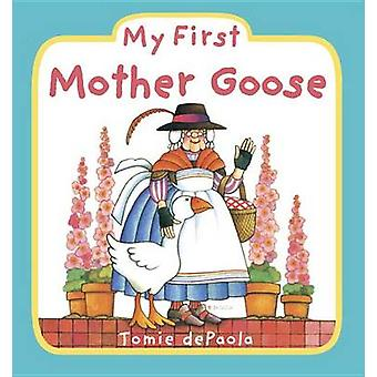 My First Mother Goose by Tomie DePaola - 9780448451992 Book