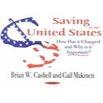 Saving the United States - How Has it Changed & Why is it Important by